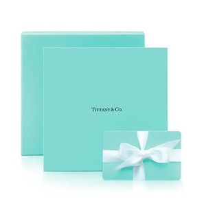 Tiffany & Co.  packaging